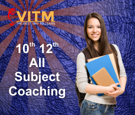 10th 12th All Subject Coaching